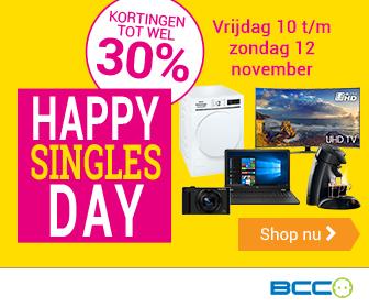 Singles Day BCC actie